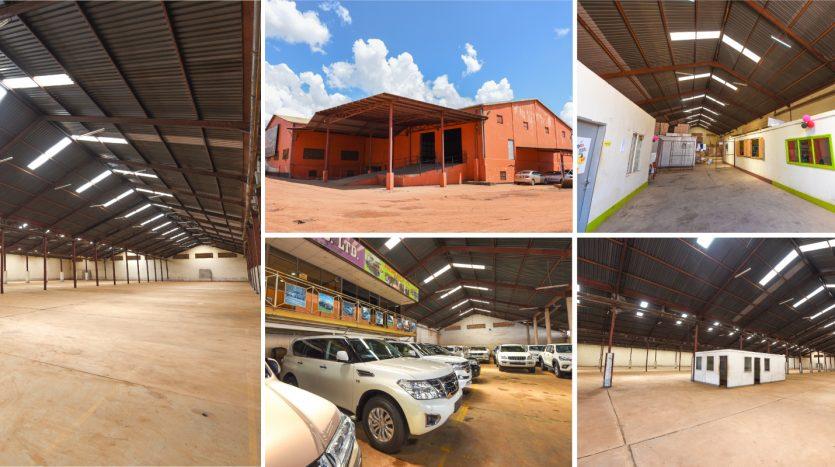 Banda-warehouse Crane Management Services