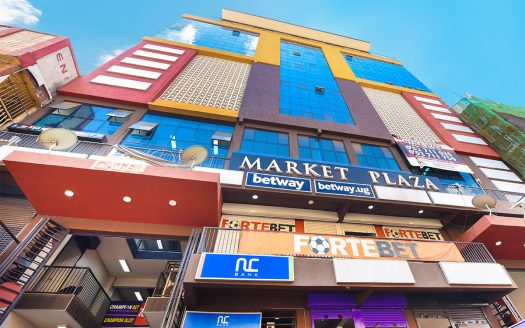Market Plaza Kampala